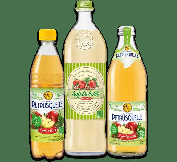 Siegsdorfer Schorlen