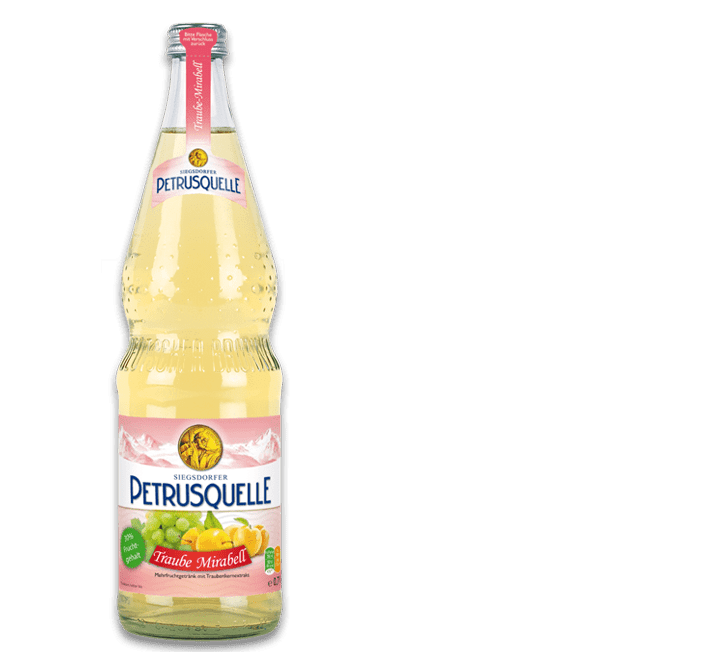 Siegsdorfer Petrusquelle Traube-Mirabell